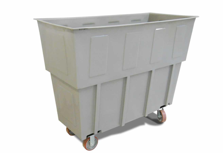 Polyethylene cart