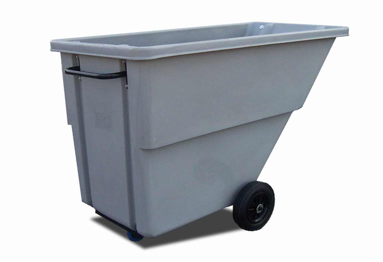 Heavy duty dumping carts