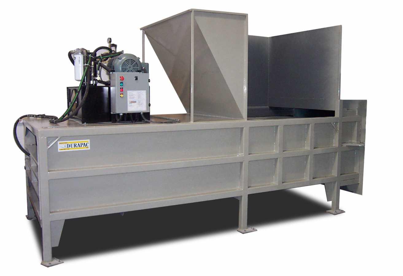 Compacteur stationnaire industriel robuste