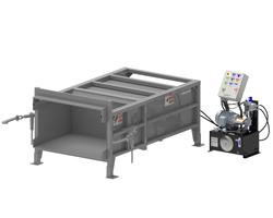 Compacteurs industriels stationnaires