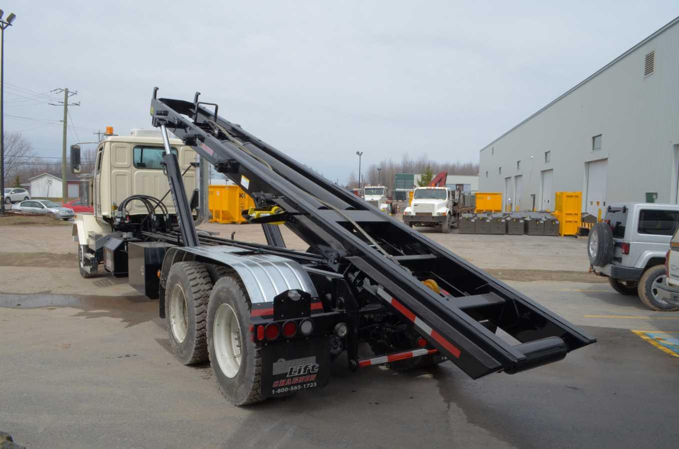 Système de levage roll-off 75 000 lb