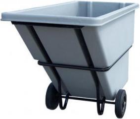 Extra heavy duty dumping carts